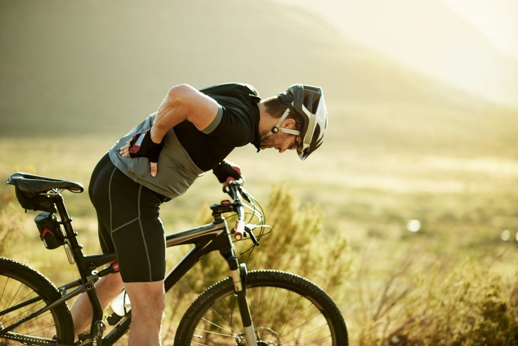 5 Fixes To Cycling-Related Lower Back Pain