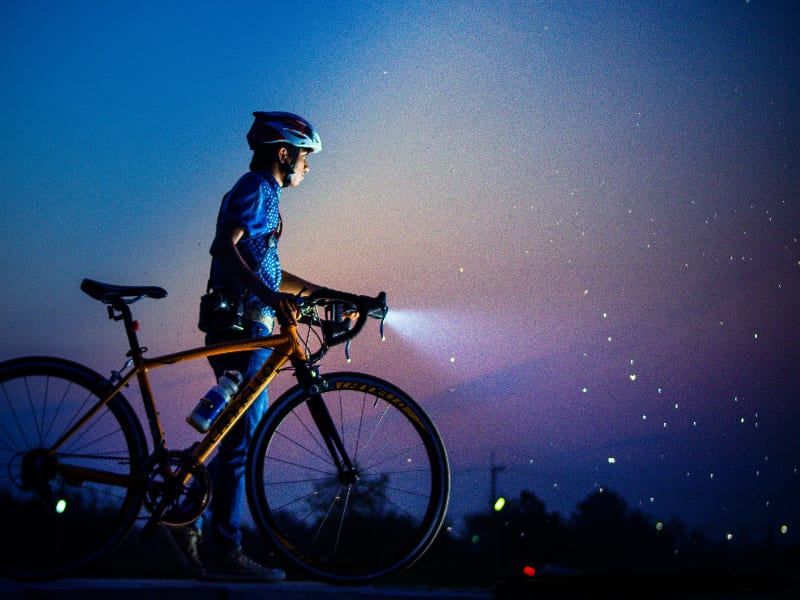5 Safety Tips For Cycling At Night